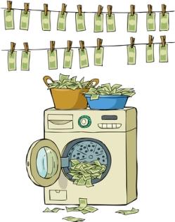 Отмывание денег через банковские карты: из истории одного банка.